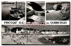 Presqu'ile de Quiberon 39ile Modern Postcard