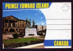 PEI Postcard Folder with 14 Views PRINCE EDWARD ISLAND
