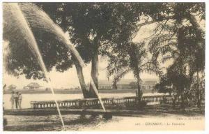 La Fontaine, Conakry, Guinea, Africa, 1900-1910s
