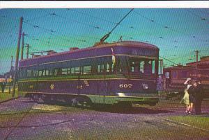 Union Street Railway Car No 7