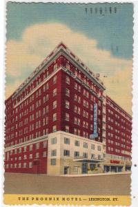 Phoenix Hotel, Lexington KY