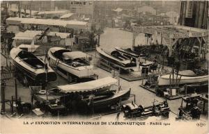 CPA PARIS EXPO de l'Aéronautique 1910 (700214)