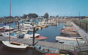 GUILFORD , Connecticut, 50-60s ; Marina