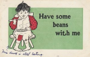 Have some beans with me , 1907