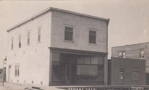 RP; SEMANS , Saskatchewan, 1900-10s ; Store Fronts