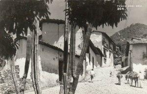 RP; TAXCO. Gro. , Mexico, 1930-40s ; Street #4