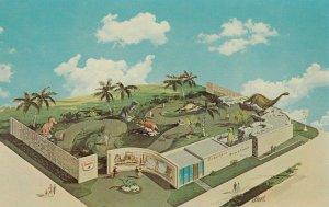 NEW YORK CITY, 1964-65 ; SINCLAIR Dinoland