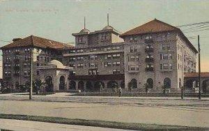 California Long Beach The Hotel Virginia