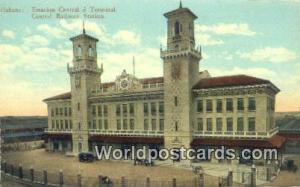 Habana Republic of Cuba Estacion Central O Terminal  Estacion Central O Terminal