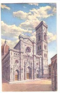 Facciata Della Cattedrale, Firenze (Tuscany), Italy, 1900-1910s