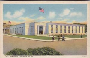 West Virginia Charleston U S Post Office