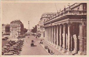 France Bordeaux Le Grand Theatre