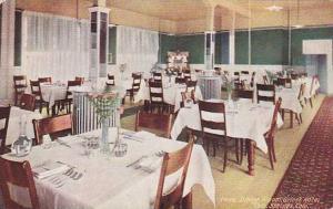 Dining Room, Grier's Hotel, Colorado Springs, Colorado, 00-10s