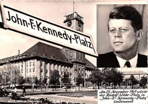 John F Kennedy Platz -