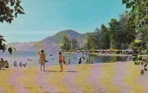 Canada Skaha Lake Penticton Vernon British Columbia