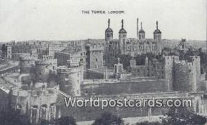 England, United Kingdon of Great Britain London The Tower