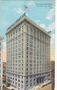 Commerce Building Kansas City Missouri