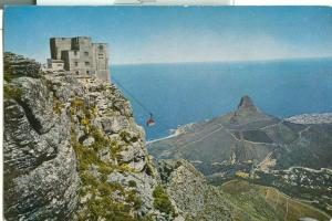 South Africa, Summit Station and Lion's Head, Kruinstasie