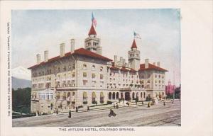 The Antlers Hotel Colorado Springs Colorado