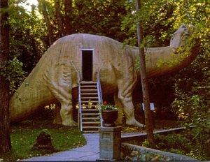 Michigan Ossineke Dinosaur Gardens