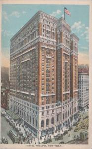 New York City Hotel McAlpin 1925