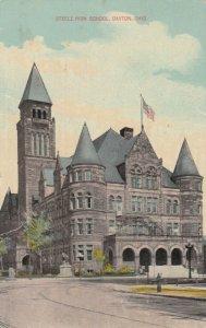 DAYTON , Ohio, 1912; Steele High School