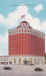 New York Niagara Falls Hotel Niagara