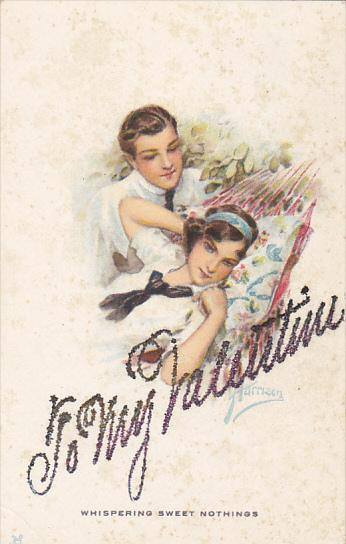 Harrison Romantic Couple To My Valentine