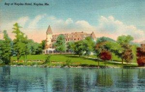 Maine Naples Bay Of Naples Hotel 1950