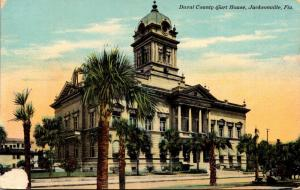 Florida Jacksonville Duval County Court House