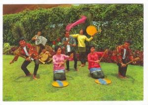 Tari Sagu, Sago Dance, Bali, Indonesia , 60-70s
