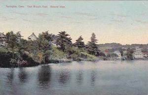 Connecticut Torrington East Branch Pond General View