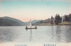 Fishing, Chuzenji Lake, NIKKO, Japan, 1900-10s