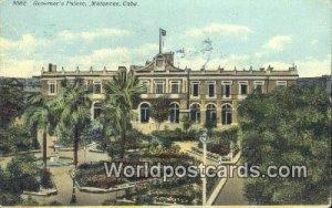 Governor's Palace Matanzas Republic of Cuba 1911