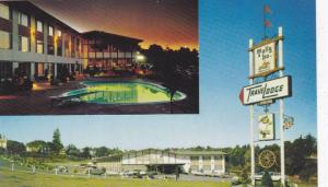 Tally-Ho TraveLodge, Nanaimo,  B.C., Canada,  40-60s