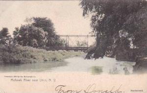 New York Utica Mohawk River