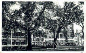 Marmion Military Academy - Aurora, Illinois IL