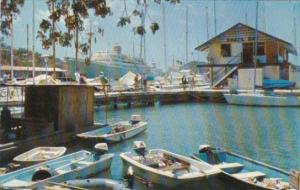 St Thomas Yacht Haven and West India Tea Company Dock