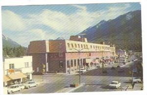 The New Mount Royal Hotel, Banff, Alberta, Canada, 40-60s