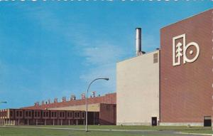 Paperboard mill of Bathurst Paper Limited's Chaleurs Division, New Richmond, ...