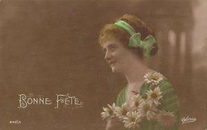 RP: Female Head Portrait , 00-10s : #4 ; Bonne Fete