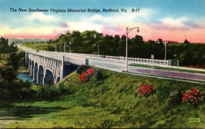 Virginia Radford New Southwest Virginia Memorial Bridge
