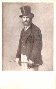 Artist Post Card Portrait of Edouard Manet Art Institute Chicago ...