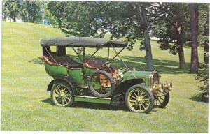 1906 Pope-Toledo Type 12 Chain Drive Tulip Back Touring Car in Kalamazoo  Chrome