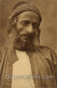 Jew Chief in Jerusalem, Judaic, Judaica, Postcard Postcards Jew Chief in JerU...