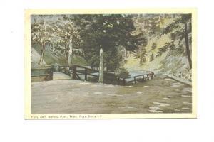 Bridge Fairy Dell Victoria Park Truro Nova Scotia, PECO