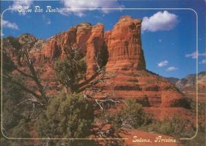 Coffee Pot Rock, Sedona, Arizona, unused Postcard