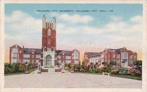 Oklahoma City Oklahoma City University 1945