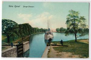 Goto Kanal, Bergs Slussar