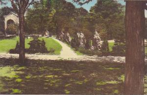 Via Dolorosa, Leading To The Shrine, St. Joseph Convent, Garfield Heights, Oh...